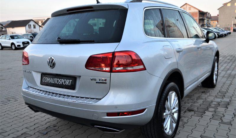 VW TOUAREG BMT TIPTRONIC full