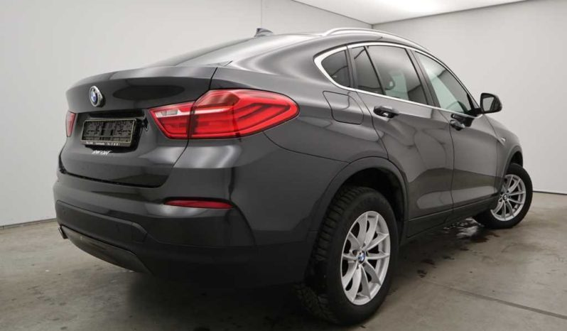 BMW X4 2.0d xDrive full