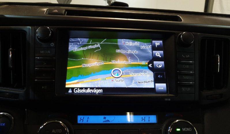 TOYOTA RAV 4 Hybrid 4×4 full