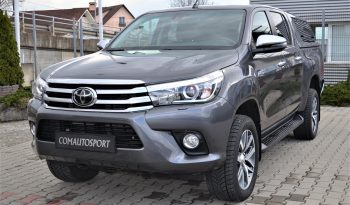 TOYOTA HILUX INVINCIBLE AT full